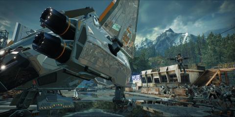 Synced : Off-Planet, le TPS en monde ouvert aux sources d'inspiration multiples - gamescom 2019