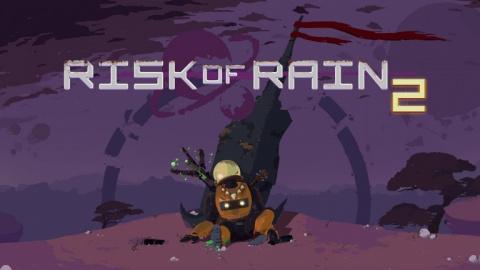 Risk of Rain 2 sur Switch
