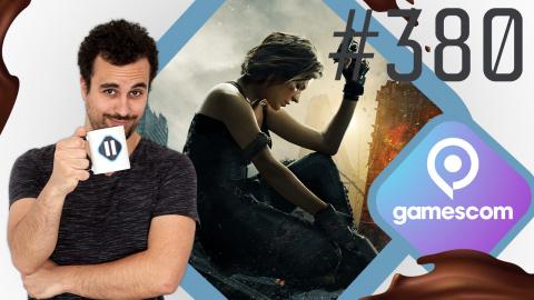 Pause Cafay #380 :  Coup d'envoi de la gamescom !