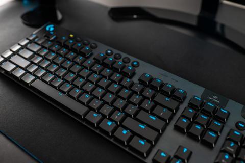 Logitech présente deux nouveaux claviers mécaniques, avec ou sans fil