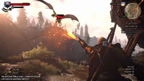 Gamescom 2019 - The Witcher 3 dans tes toilettes le 15 octobre