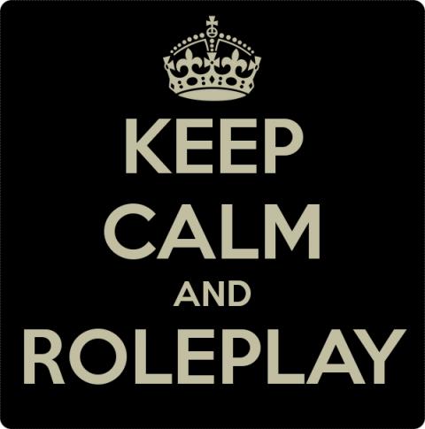 Billet : le roleplay est aussi là où on ne l'attend pas
