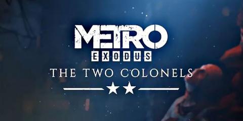 Metro Exodus - The Two Colonels sur PS4