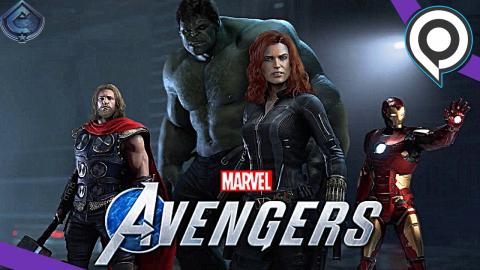 gamescom : 18 minutes de gameplay pour Marvel's Avengers