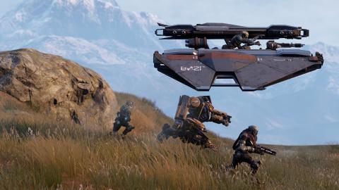 gamescom 2019 : Disintegration, le FPS dirigé par Marcus Lehto (Bungie) se dévoile