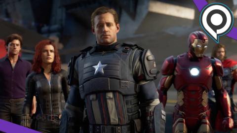 gamescom : Marvel's Avengers, une formule jeu-service qui interroge