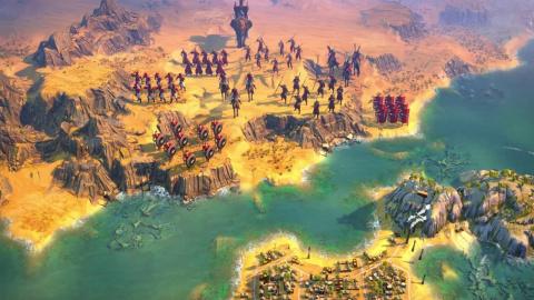 Humankind : un concurrent sérieux pour Civilization ? - gamescom 2019