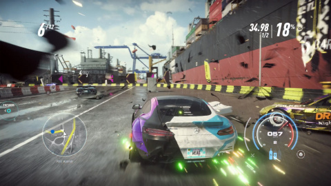Need for Speed Heat : La mise à jour 3.0 se dévoile