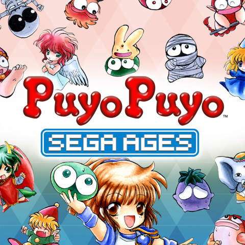 Sega Ages 2500 Series Vol. 12 : Puyo Puyo