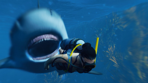 Maneater, l'improbable RPG aux commandes d'un requin - gamescom 2019