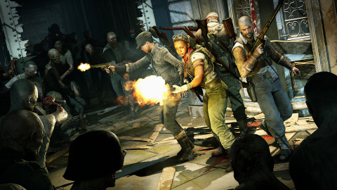 Zombie Army 4: Xbox Series Graphics Upgrade Is Coming