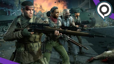 gamescom : Zombie Army 4 : Dead War - De la coopération classique, mais plaisante