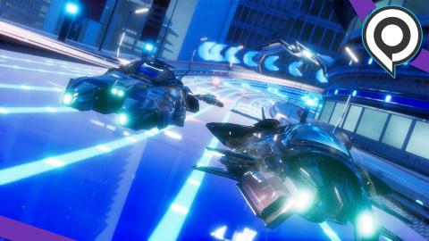 gamescom : Pacer, nouveau tour de piste futuriste pour le WipEout-like