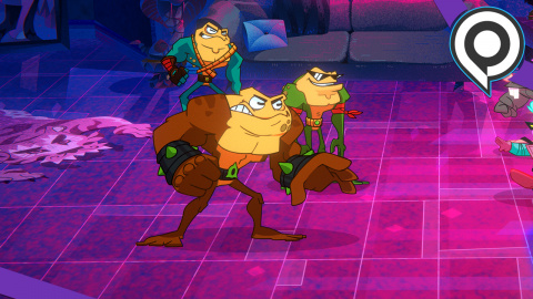 gamescom : Battletoads, le Beat'em all fait-il un bond de géant ou de grenouille ?