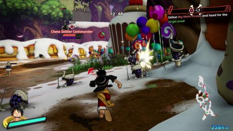 One Piece Pirate Warriors 4 : Quelles nouveautés pour cet épisode ? gamescom 2019