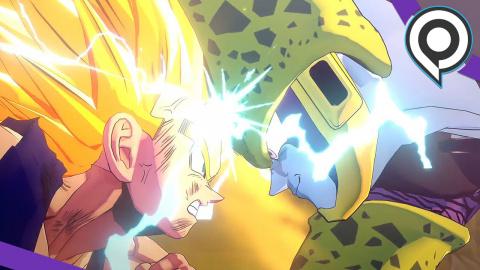 gamescom : Dragon Ball Z Kakarot remet une bonne pincée de Cell