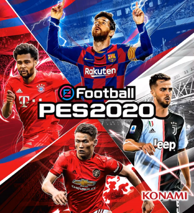 eFootball PES 2020 sur Android