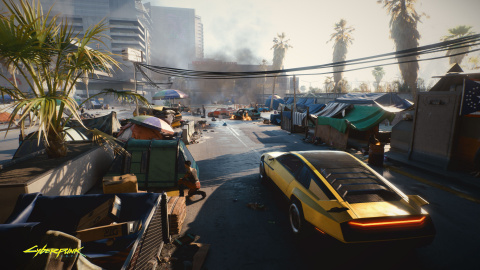 "Cyberpunk 2077 sera ""une véritable vitrine d'un point de vue technique"", selon CD Projekt RED"
