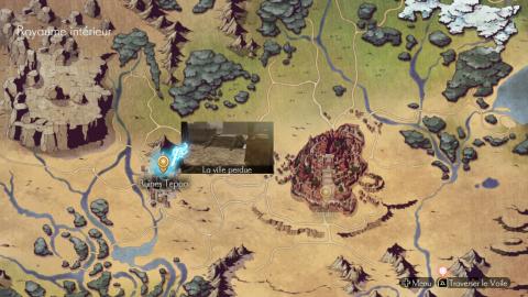 Oninaki, Soluce Complète : Les Ruines Teppo et le Navigateur