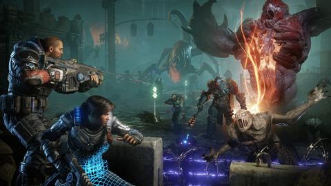 Xbox Free Play Days :  Gears 5 et deux autres jeux à l'essai ce week-end