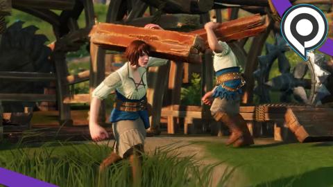 gamescom : The Settlers, un reboot pour rebâtir les fondations de la saga