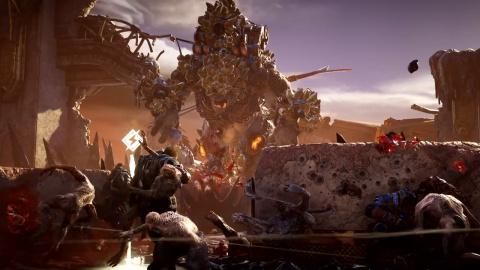 Gears 5, le mode Horde fait du neuf avec des vieux - gamescom 2019