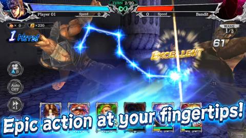Fist of the North Star LEGENDS ReVIVE : Un cross over annoncé avec Virtua Fighter