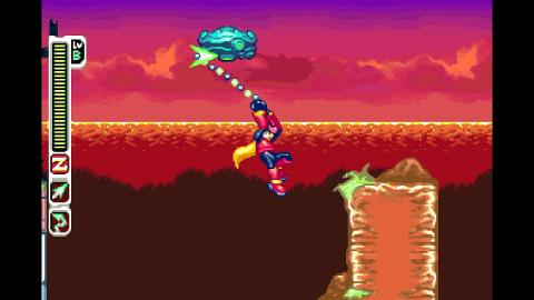 Mega Man Zero / ZX Legacy Collection : Des mini-jeux inédits seront disponibles