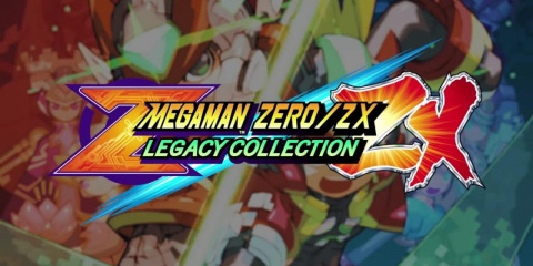 Mega Man Zero / ZX Legacy Collection sur ONE