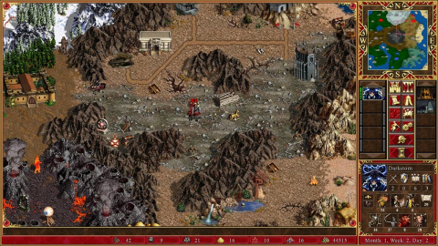 Wiki de Heroes of Might and Magic III