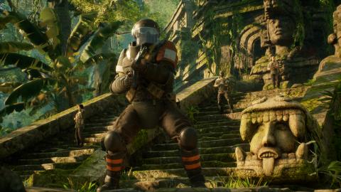 Predator : Hunting Ground - Du multi asymétrique dans la peau du chasseur et des chassés ! gamescom 2019