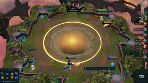 Teamfight Tactics : L'excellent OVNI qui vient renforcer League of Legends