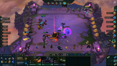 Teamfight Tactics : L'excellent OVNI qui vient renforcer League of Legends