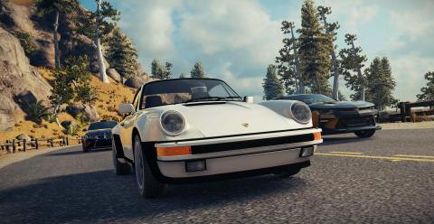 Microids annonce Gear.Club Unlimited 2 Porsche Edition