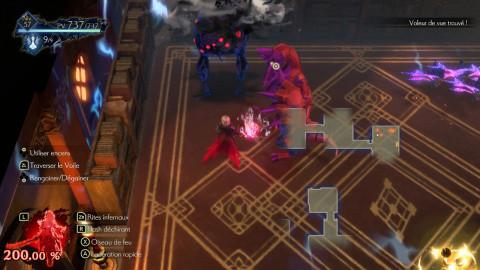 Oninaki, Soluce Complète : Le Ruminator, Chemin vers la salle du Trône et l'Oni. Fin du jeu