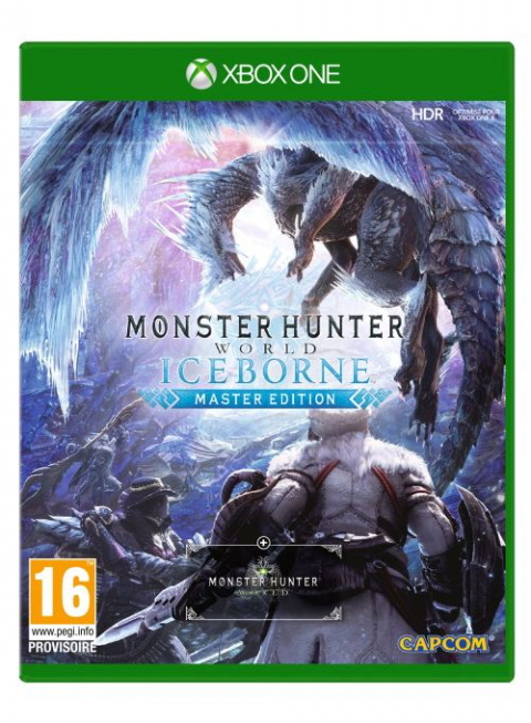 Monster Hunter World : Iceborne sur ONE