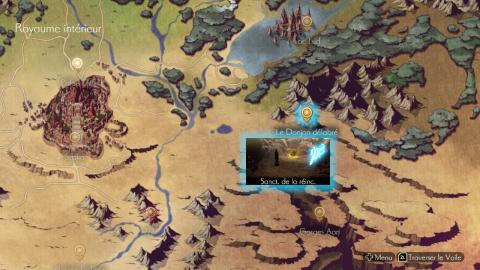 Oninaki, Soluce Complète : Post Game, Le Sanctuaire de la Réincarnation