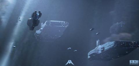 Homeworld 3 officiellement annoncé par Gearbox