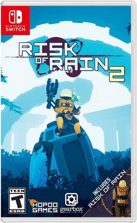 [MàJ] Risk of Rain 2 : une édition physique incluant le premier opus listée sur Amazon