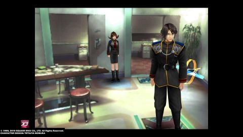 Final Fantasy 8 : le remaster PS4 du RPG à -25%