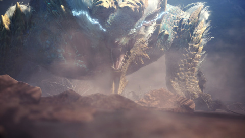 Monster Hunter World : Iceborne - un stream ce midi organisé par Capcom