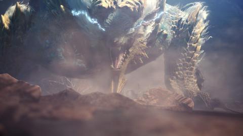 Monster Hunter World : Iceborne - un stream ce midi organisé par Capcom