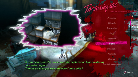 Comprendre le gameplay de Catherine