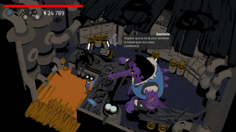 Creature in the Well : Entre Hack and Slash et Flipper, inutile de choisir