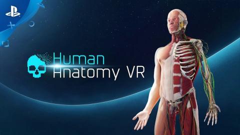 Human Anatomy VR sur PS4