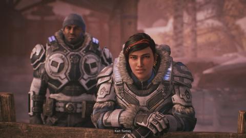 Gears 5 : Cliff Bleszinski est heureux de voir une femme en tête d'affiche