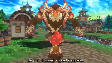 Little Town Hero : le jeu de Game Freak (Pokémon) arrive le 16 octobre prochain