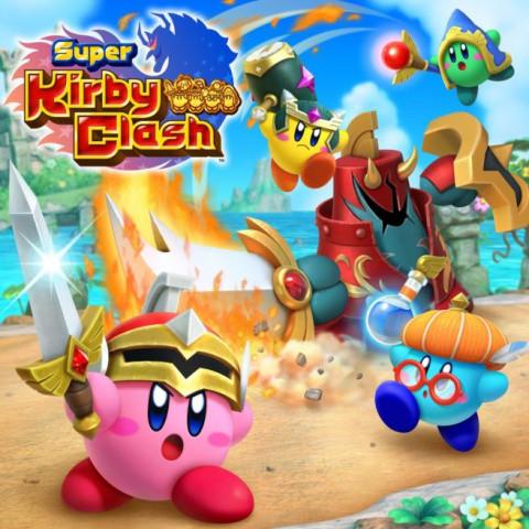 Super Kirby Clash sur Switch