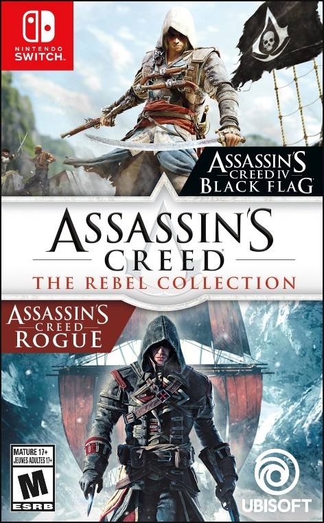 Assassin's Creed : The Rebel Collection sur Switch