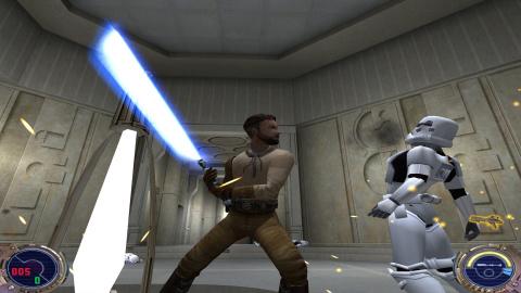 Star Wars : Jedi Outcast et Jedi Academy bientôt de retour sur PS4 et Switch